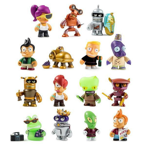 Futurama Universe Blind Box Mini Figure Series