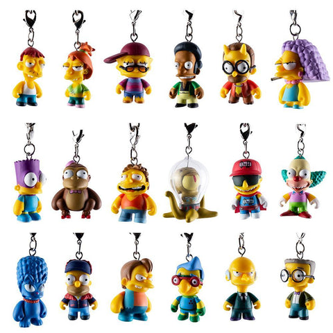 The Simpsons CRAP-TACULAR! Keychain Blind Box