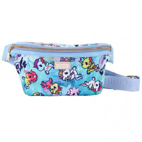 Watercolor Paradise Fanny Pack from tokidoki