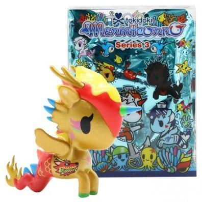 Mermicorno Series 3 Blind Box by Tokidoki
