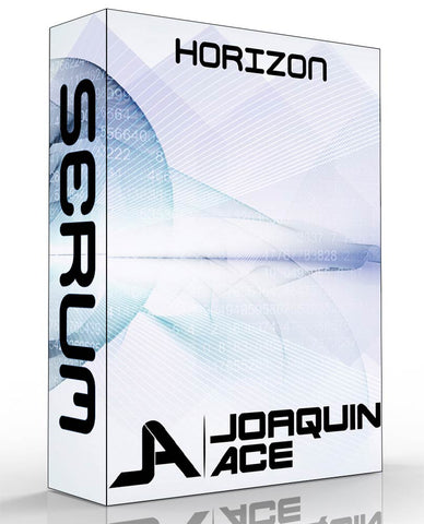 Horizon by Joaquin Ace - EDM Serum Preset Bank
