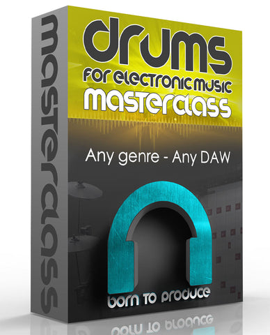 Masterclass - Electronic Drums
