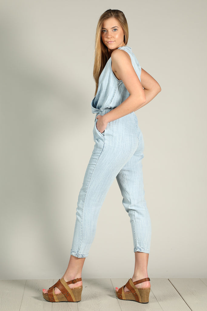 Moonlight Jumpsuit - Ty Alexander's