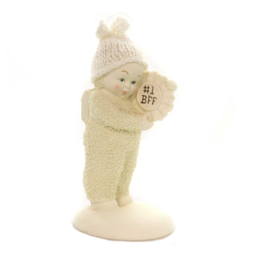 Dept 56 Snowbabies #1 BFF Porcelain Best Friend Forever 6001866