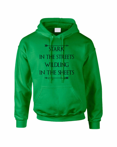 Stark in the streets wildling in the sheets women Hoodies - ALLNTRENDSHOP - 2