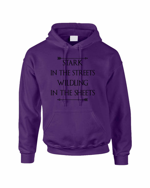 Stark in the streets wildling in the sheets women Hoodies - ALLNTRENDSHOP - 4