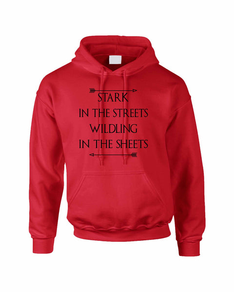 Stark in the streets wildling in the sheets women Hoodies - ALLNTRENDSHOP - 5