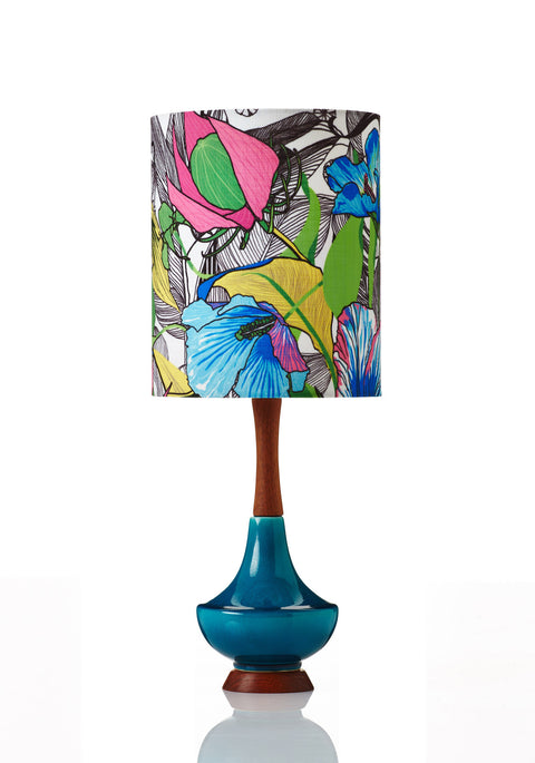 Electra Lamp Small - Botanica Poppy