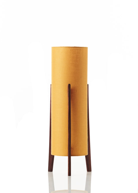 Rocket Table Lamp • Tall - Orche Linen