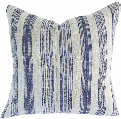 Pillow - Vintage Hmong Stripes