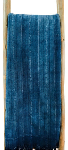 Throw - Vintage African Indigo