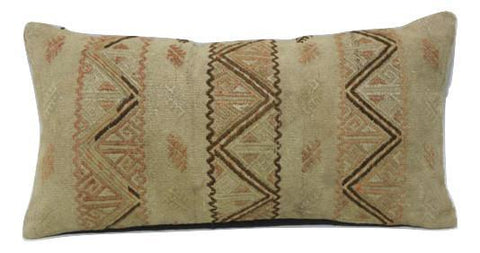 Pillow - Vintage Kilim Oushak Pillow
