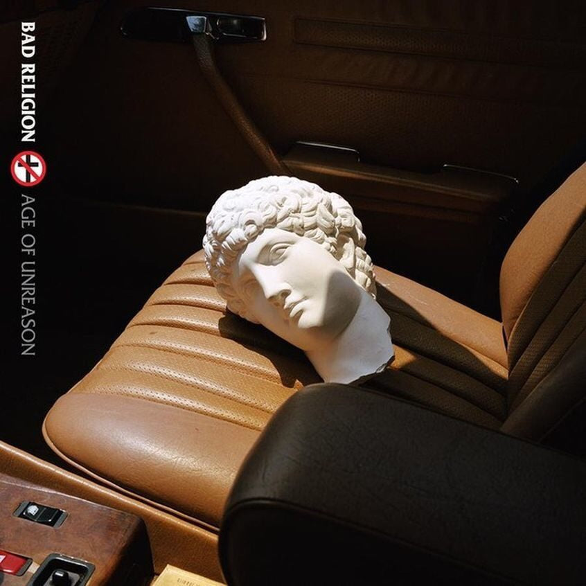 Bad Religion ‎– Age Of Unreason  LP - Grindpromotion Records