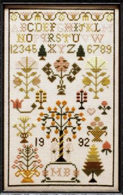 Adam And Eve Sampler