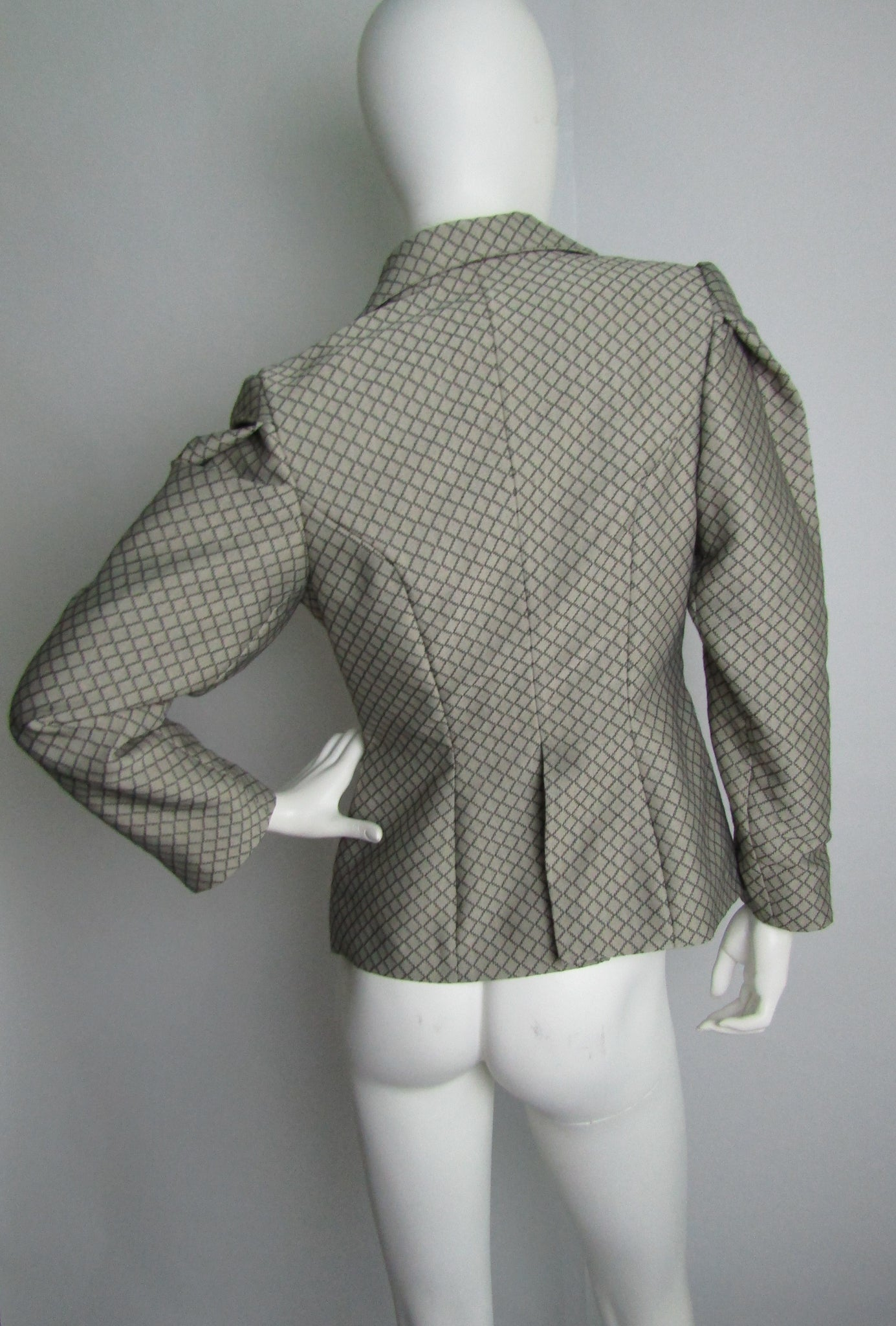 SPECKLED JACKET