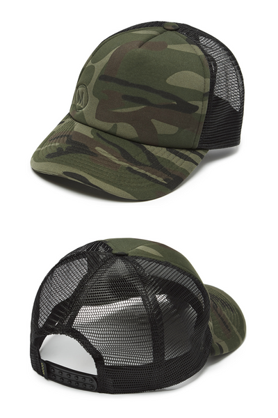 JUNGLE GREEN TRUCKER