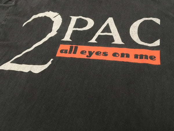 2Pac '98 'All Eyes On Me' XL *Heavy Fade*