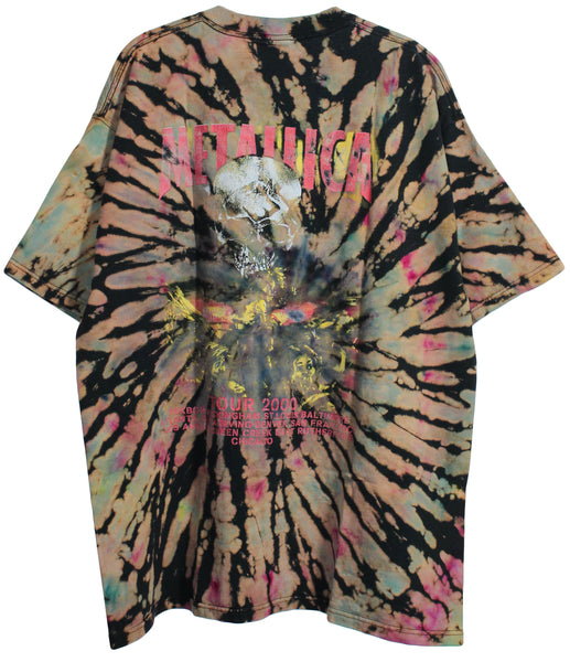 Metallica '00 'Summer Sanitarium Tour Tie Dye' XL