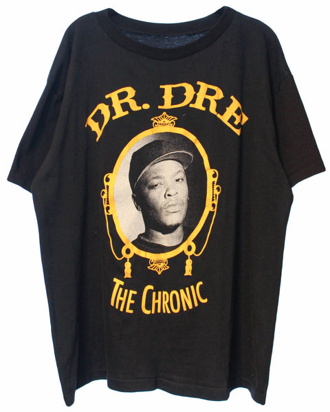 Dr. Dre '93 'The Chronic / In Bud We Trust Bootleg' XL *Rare*