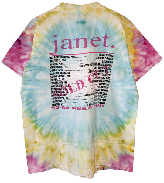 Janet Jackson '94 'Janet World Tour' XL *1 of 1*