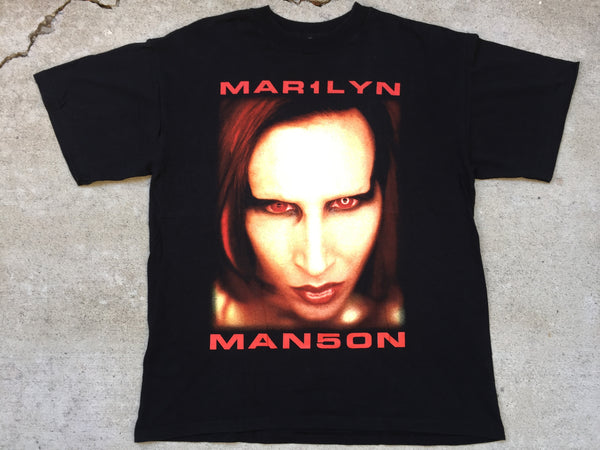Marilyn Manson '98 'Bigger Than Satan' L