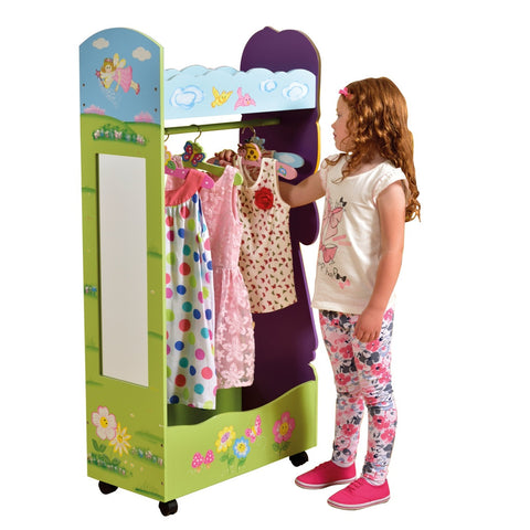Fairy Dress Up Storage Centre - Childrens Funky Furniture - 1