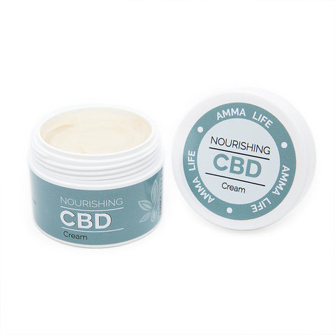 Amma Life Nourishing CBD Cream (Topical)
