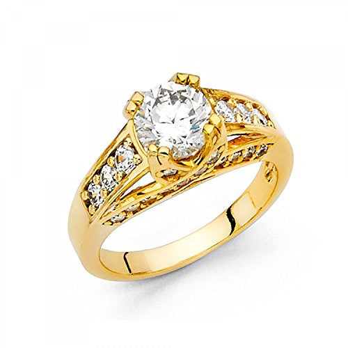 Engagement Ring - Wedding