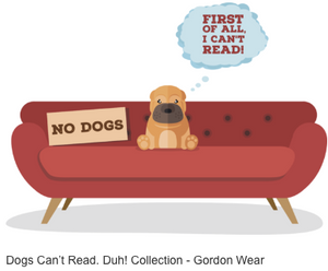 Gordon Wear Launches Smart Funny Animals Duh! T-Shirt Collection