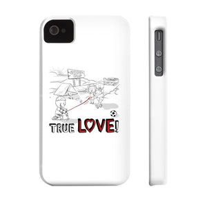 TRUE LOVE! Dog Love Phone Case - Gordon Wear