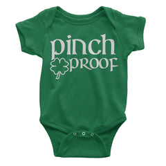 Pinch Proof onesie