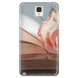 Flower on Book Phone Cases - Gifts For Reading Addicts