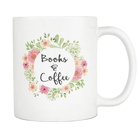 """PORTABLE MAGIC"" White 11oz mug - Gifts For Reading Addicts"