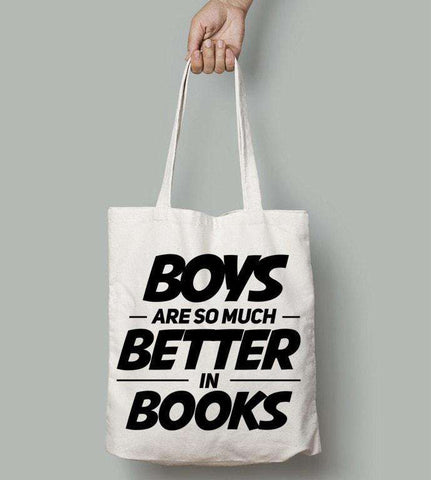 Boys In Books - Gifts For Reading Addicts