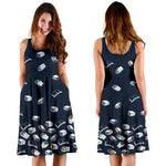 Bookish midi-dress - Gifts For Reading Addicts