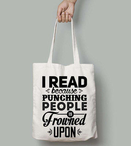 I Read Because ... - Gifts For Reading Addicts