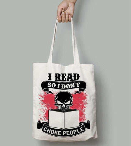I Read So I Don't... - Gifts For Reading Addicts