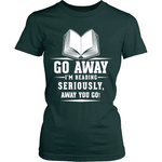 Away You Go !! - Gifts For Reading Addicts