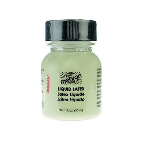 Zombie Mehron Liquid Latex 1oz