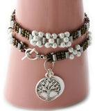 "KTC-340 ""Floating Star"" Friendship Bracelet Set - 35%Off,  Kalitheo Jewellery,"