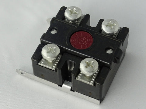 Pure Water Thermal Reset Switch #WD601 for Pure Water Water Distillers Replaces #7069 and #7039