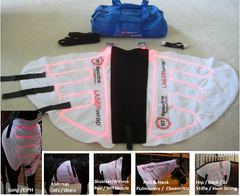 Spectra Body LASERwrap Kit