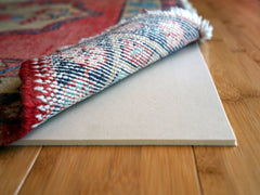 "Cloud Comfort 1/4"" Rug Pads for Hardwood Floors"