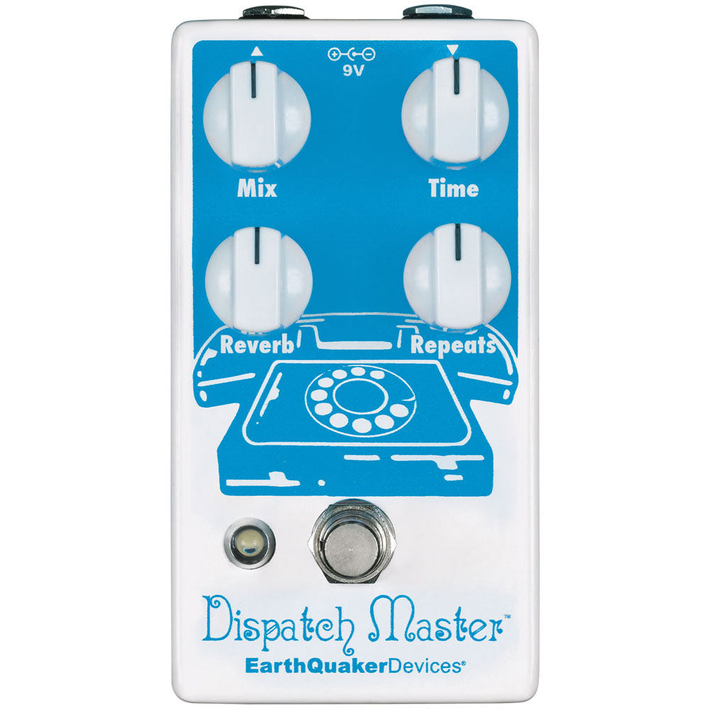 Earthquaker Devices Dispatch Master V2 Digital Delay & Reverb
