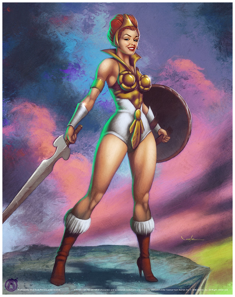Teela - Regular - Mad Duck Posters