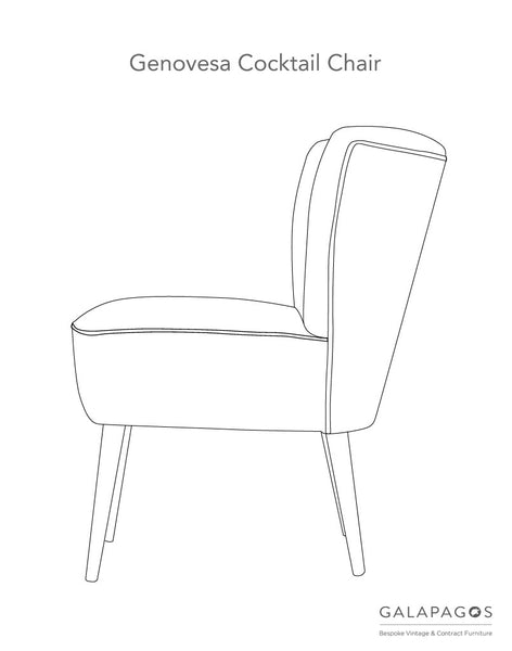 Make Your Own Bespoke Genovesa Cocktail Chair