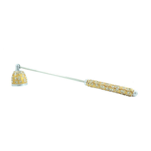 Put your pillar candles, taper candles and tea light candles out with this 13 inch decorative candle snuffer. - Candlestock.com