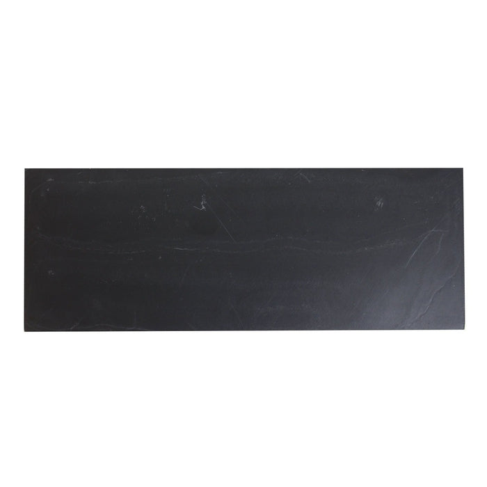 Slate Rectangle Candle Tray - 10 inch - Candlestock.com