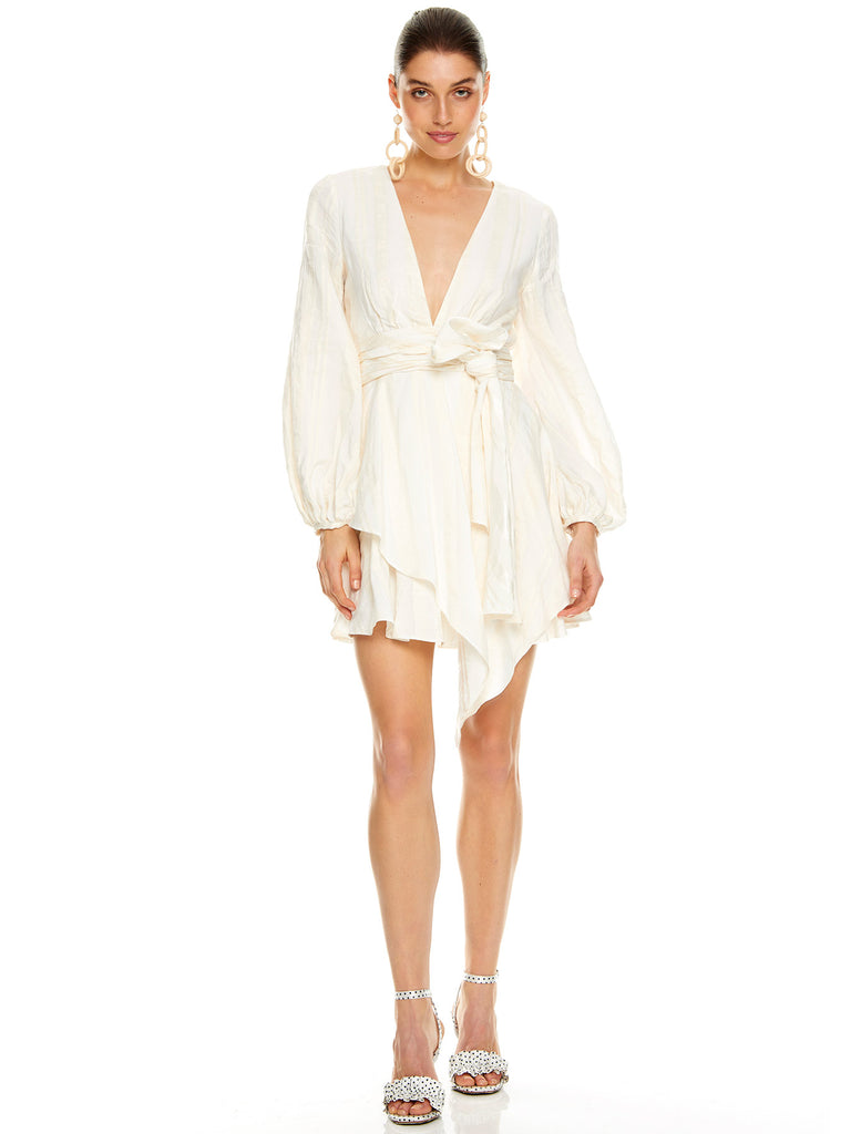 SWAY WITH ME L/S MINI DRESS