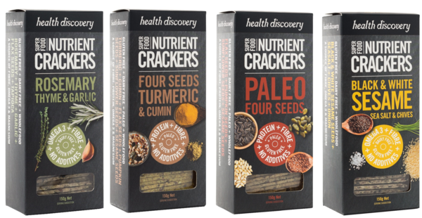 Nutrient Crackers